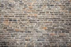 Bricks wall. Old bricks wall texture background Stock Photography