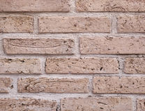 Old brickwall closeup Royalty Free Stock Images