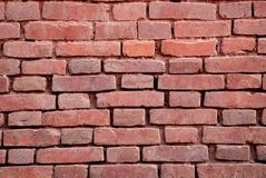 An old brickwork stock images