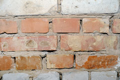 Old brickwork Stock Images