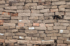 Old brickwork Royalty Free Stock Images