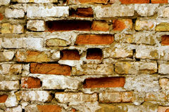 Old brickwork Royalty Free Stock Image