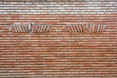 Old bricky wall background. Old bricky wall  texture background Stock Photography