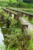 An old bridge Royalty Free Stock Photography