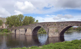 Old bridge Royalty Free Stock Photography