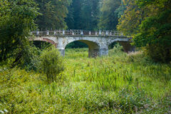 Old bridge Royalty Free Stock Images