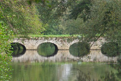 Old bridge Royalty Free Stock Photo