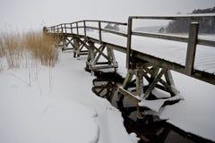 Old bridge Stock Photography