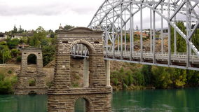 Free Old Bridge Alexandra Stock Image - 75361891