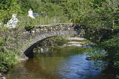 Old Bridge, Aros Royalty Free Stock Photography