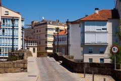 Free Old  Bridge At Monforte De Lemos Stock Images - 58465554