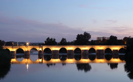 Old bridge in Cordoba, Spain Royalty Free Stock Image