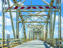Old bridge in East area of New Royalty Free Stock Images