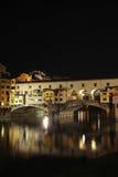 Old Bridge in Florence royalty free stock image