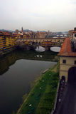 Old Bridge in Florence, Italy. Royalty Free Stock Photos