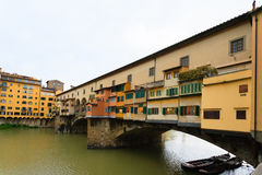 Old bridge,Florence, Italy Royalty Free Stock Photos