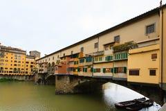 Old bridge,Florence, Italy Royalty Free Stock Photos