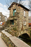 Old Bridge House Ambleside Royalty Free Stock Images