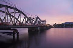 Old bridge in Kampo Stock Image