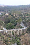 Old bridge in Mértola 1 Stock Photography