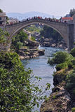 Old bridge, Mostar Stock Image