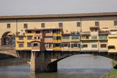 Florance in detail stock image