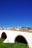 Old bridge in Silves Royalty Free Stock Images