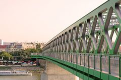 Old bridge Slovak: Stary most, Bratislava, Slovakia