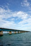 Old bridge to Key West Royalty Free Stock Photography