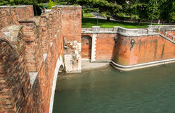 Old bridge in Verona Royalty Free Stock Photography