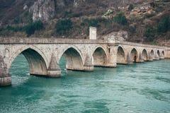 Old bridge Royalty Free Stock Images
