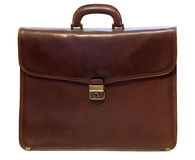 Old briefcase Royalty Free Stock Photography