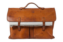 Old Briefcase Stock Images
