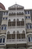 Old British Architecture in Mumbai city-I Royalty Free Stock Photos