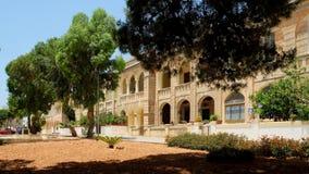 The Old British Barracks, Mtarfa Malta Stock Photos