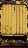 Old british railways shunter detail Stock Photo