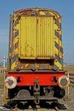 Old british railways shunter detail Stock Images