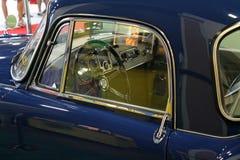 Old british sportscar Stock Photo