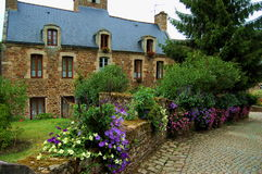 Old brittany house Royalty Free Stock Photography