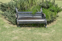 Old broken bench Royalty Free Stock Photos