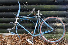 Old and broken bicycle Royalty Free Stock Image