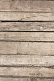 Old broken boards side by side Royalty Free Stock Image