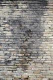 Old broken brick wall Stock Image