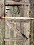 Old broken door Royalty Free Stock Images