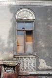 Old broken window Royalty Free Stock Photos