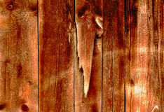 Old and broken wooden background Royalty Free Stock Images