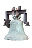 Old bronce bell Stock Image
