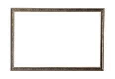 Old bronze artwork frame Stock Photography