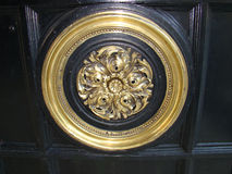 Old  Bronze Decoration Stock Image