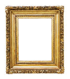 Old bronze frame Stock Photos